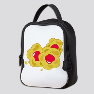 Tasty Snack Neoprene Lunch Bag