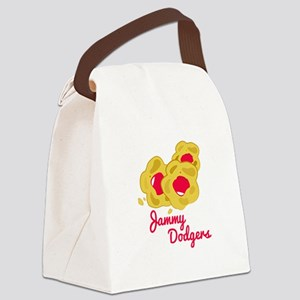 Jammy Dodgers Canvas Lunch Bag