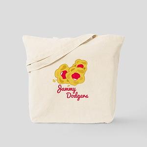Jammy Dodgers Tote Bag