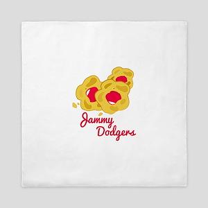 Jammy Dodgers Queen Duvet
