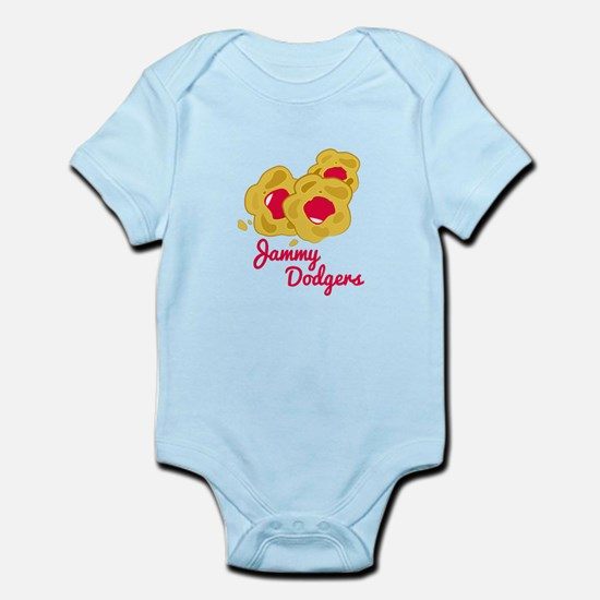 Jammy Dodgers Body Suit