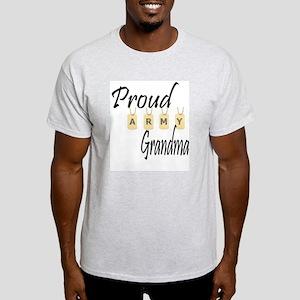 Camo Army Grandma Light T-Shirt
