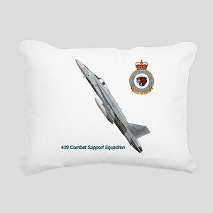 439css Rectangular Canvas Pillow