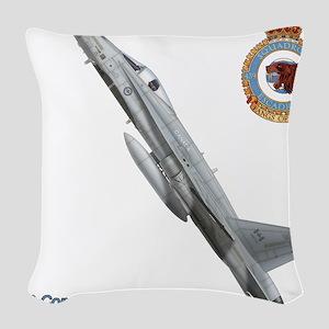 439css Woven Throw Pillow