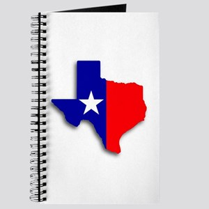 State Of Texas Shape Journal