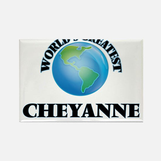 World's Greatest Cheyanne Magnets