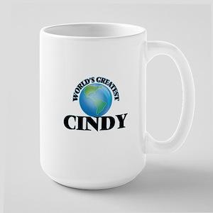 World's Greatest Cindy Mugs