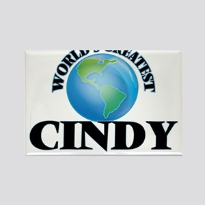 World's Greatest Cindy Magnets