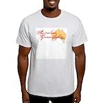 Australian Ground fighter jiu jitsu t-shirt