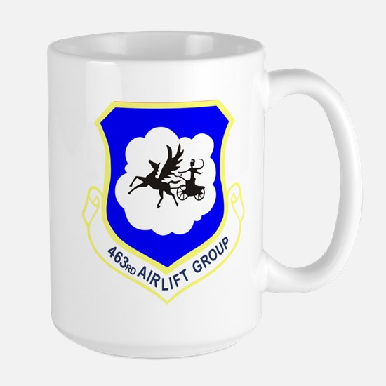 463rd Airlift Group Mugs