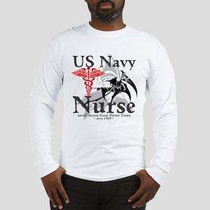 Navy Nurse Corps Long Sleeve T-Shirt