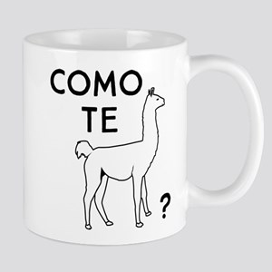 Como te llama? Mugs