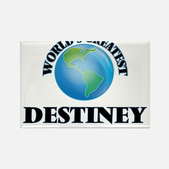 World's Greatest Destiney Magnets