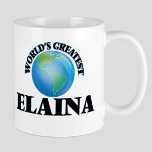 World's Greatest Elaina Mugs