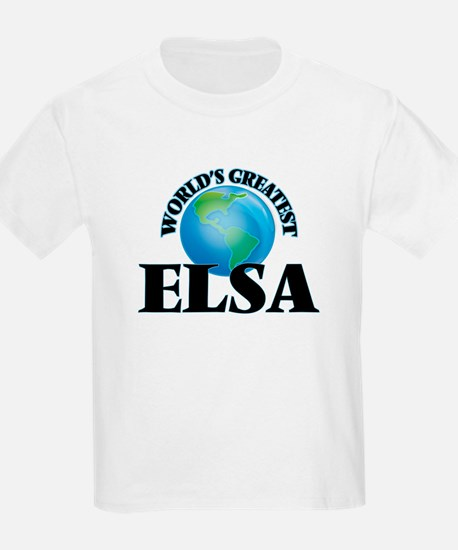 World's Greatest Elsa T-Shirt