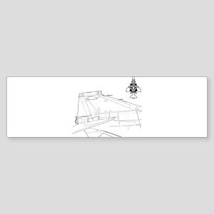 f4logoGR01 Bumper Sticker