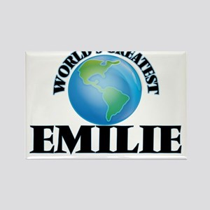 World's Greatest Emilie Magnets