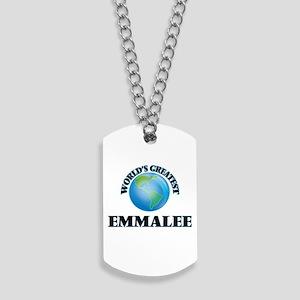 World's Greatest Emmalee Dog Tags