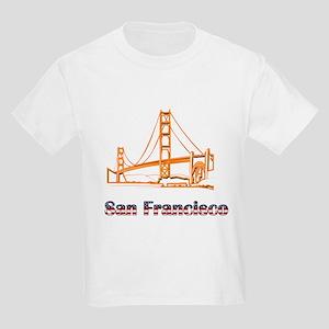 San Francisco Kids Light T-Shirt