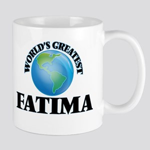 World's Greatest Fatima Mugs