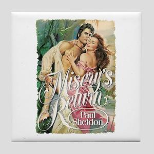 """""""Misery's Return"""" Tile Coaster"""