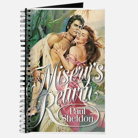 """""""Misery's Return"""" Journal"""
