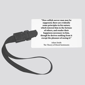 The Theory of Moral Sentiments 1 Luggage Tag