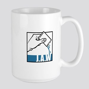 JAW Logo Mugs