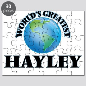 World's Greatest Hayley Puzzle