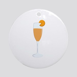 Mimosa Ornament (Round)