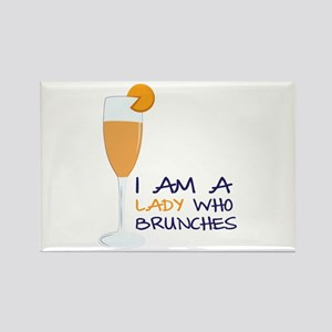 Lady Brunches Magnets