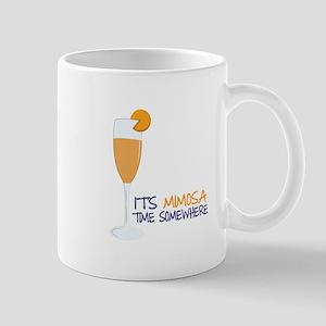 Mimosa Time Mugs