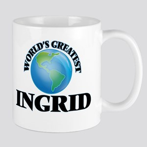 World's Greatest Ingrid Mugs