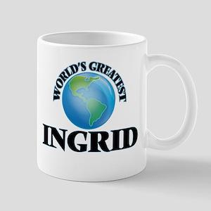 World's Greatest Ingrid Mugs