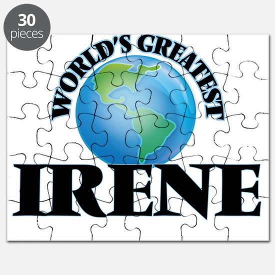World's Greatest Irene Puzzle