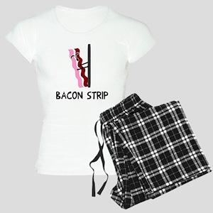Bacon Strip Women's Light Pajamas