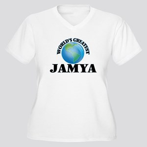 World's Greatest Jamya Plus Size T-Shirt