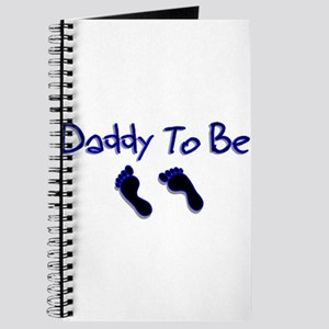 Daddy To Be Journal
