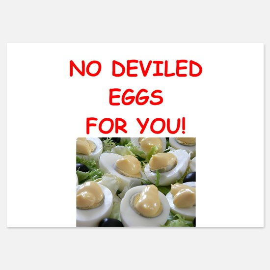 deviled eggs Invitations