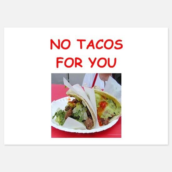 taco Invitations