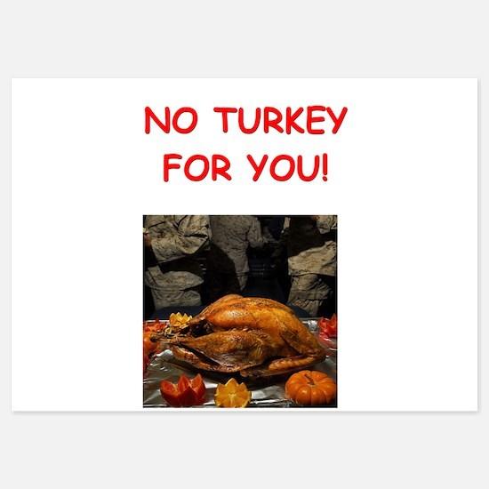 turkey Invitations