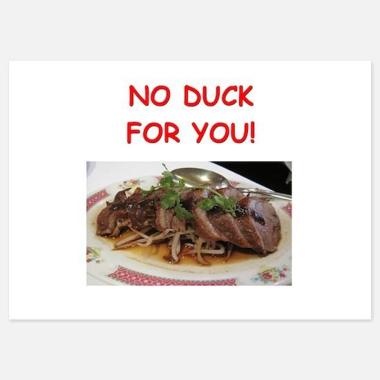 duck Invitations