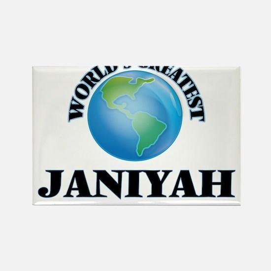 World's Greatest Janiyah Magnets