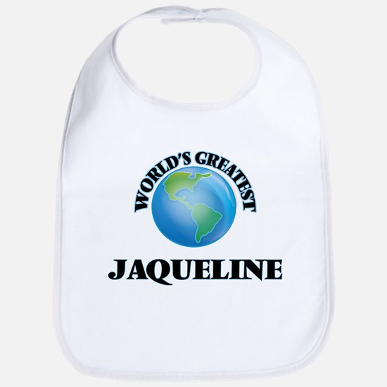 World's Greatest Jaqueline Bib