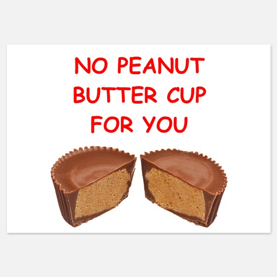 peanut butter cup Invitations