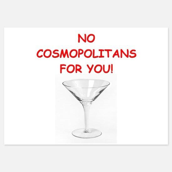 cosmopolitan Invitations