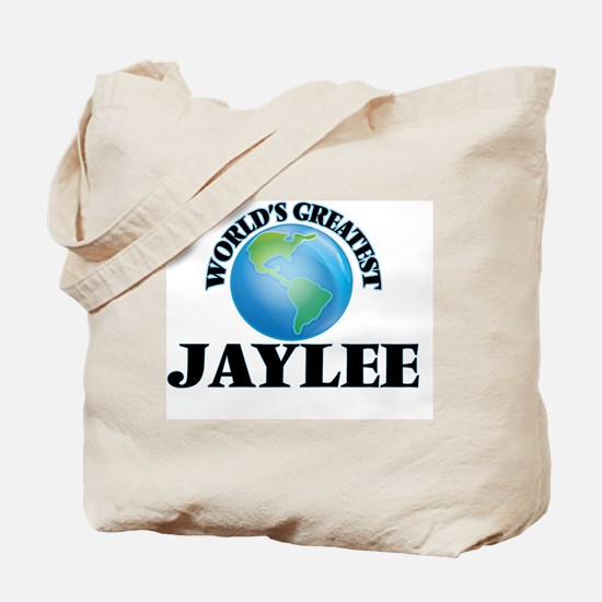 World's Greatest Jaylee Tote Bag