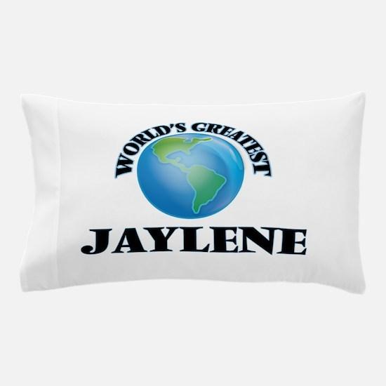 World's Greatest Jaylene Pillow Case