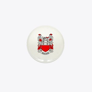 BACON 2 Coat of Arms Mini Button