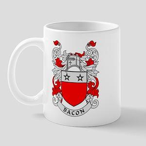 BACON 2 Coat of Arms Mug